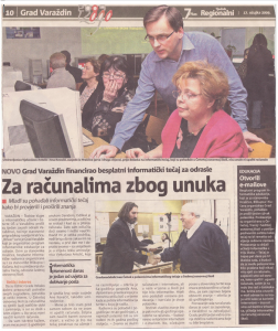 Informatička edukacija