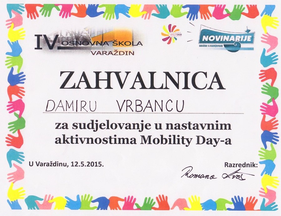 Mobility Day - Damir Vrbanec